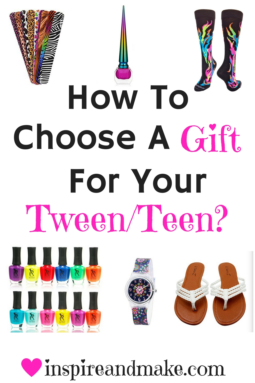 How To Choose A Gift For Your Tween or Teen • Get Your ...